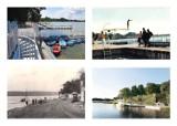 Plaża miejska w Wągrowcu na przestrzeni lat [ZDJĘCIA]