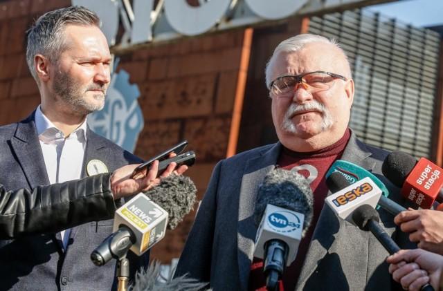 – Zazdroszczę ojcu wolności. Tego, że może mówić i robić więcej, niż większość polityków – mówi Jarosław Wałęsa o poszukiwaniu pracy przez swojego ojca