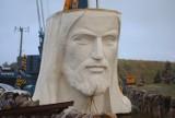 Pomnik Chrystusa Króla w Świebodzinie wciąż ciekawi. Zobaczmy, jak wygląda figura z bliska