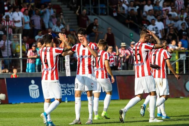Cracovia ma szansę na kwalifikacje do europejskich pucharów przez ligę bądź Puchar Polski