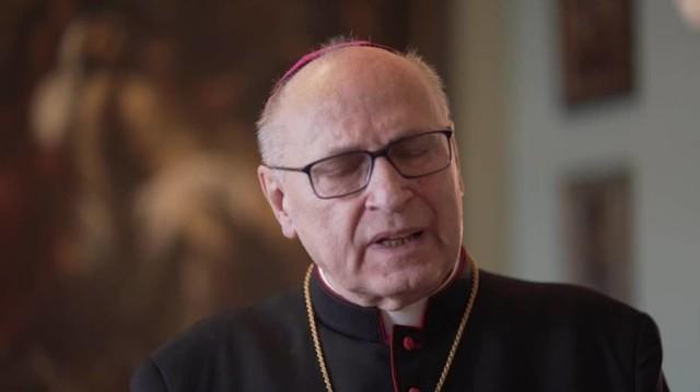 Biskup Włocławski Wiesław Mering
