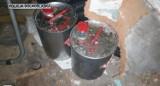Dolny Śląsk. Tak wygląda wytwórnia metamfetaminy i pseudoefedryny zlikwidowana przez policję! Zatrzymano dwóch mężczyzn w Legnicy [FILM]
