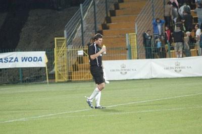 Joachim Mikler po odejściu Łukasza Merdy stanął w bramce Podbeskidzia. Teraz szuka nowego klubu