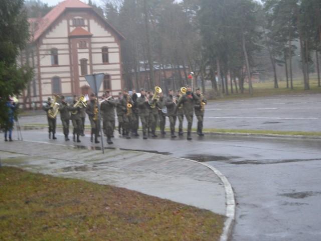 Dowódca batalionu przekazał obowiązki