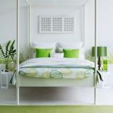 Wystrój sypialni na wiosnę