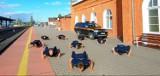 Gaszyn Challenge w Kostrzynie nad Odrą. Pompują służby, urzędnicy, firmy i sportowcy. Zobacz, jak Kostrzyn włączył się w ogólnopolską akcję