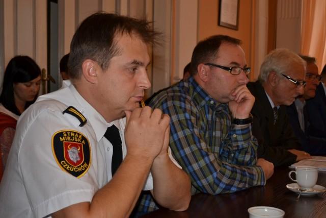 Podczas sesji 20 października radni miejscy w Człuchowie przegłosowali uchwałę o likwidacji Straży Miejskiej