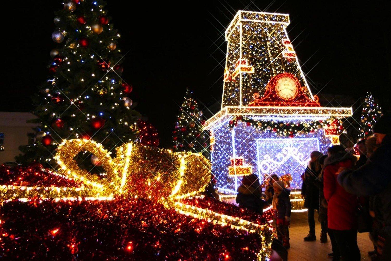 świąteczne Iluminacje Warszawa 2018 Ulice Stolicy Rozbłysną Już W
