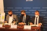 Nowy kompleks dla Polonii Bytom. Podpisano umowę z wykonawcą obiektu. Kiedy zostanie oddany do użytku?