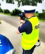 Pruszcz Gdański. Policjanci przypominają: za przekroczenie prędkości można stracić prawo jazdy na trzy miesiące