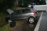W Tarnowskich Górach zderzyły się dwa pojazdy. Jeden z kierowców nie ustąpił pierwszeństwa