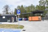 W Wierzchosławicach powstał Punkt Selektywnej Zbiórki Odpadów Komunalnych. Mieszkańcy mogą do niego oddawać posegregowane śmieci [ZDJĘCIA]