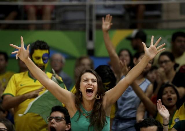 Piękniejsza strona Rio. Oto najładniejsze dziewczyny igrzysk! [ZDJĘCIA]