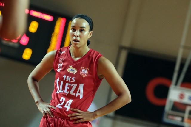 Stephanie Jones, nowa koszykarka Polskiej Strefy Inwestycji Enei Gorzów.