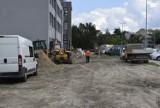 Otoczenie CKiS w Skierniewicach ma być przebudowane. Ruszają prace ZDJĘCIA