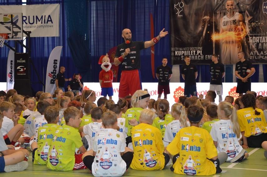 Marcin Gortat powraca do Rumi. We wrześniu ponownie odbędzie się camp dla dzieci organizowany przez byłego zawodnika NBA