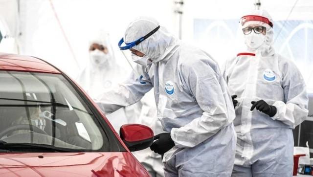 Dane statystyczne dotyczące pandemii koronawirusa we wtorek, 14 września 2021 roku.
