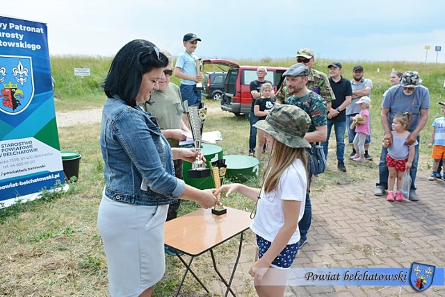 Powiatowy piknik ekologiczno-wędkarski w Chabielicach