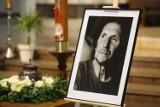 Pogrzeb Michała Giercuszkiewicza w Katowicach. Józef Skrzek zagrał na kościelnych organach, harmonijka bluesowa pod katedrą