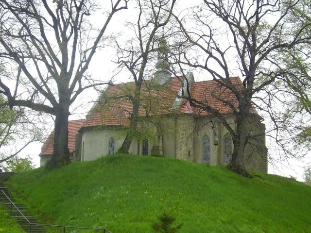 Kościół w Łapczycy