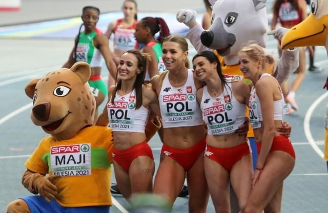 Polska jest wiceliderem po 1. dni Drużynowych Mistrzostw Europy na Stadionie Śląskim  Zobacz kolejne zdjęcia. Przesuwaj zdjęcia w prawo - naciśnij strzałkę lub przycisk NASTĘPNE