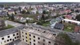 Ruszyła budowa apartamentowca Oświatowa Apart 9 w Starachowicach. Zdjęto...dach [ZDJĘCIA]