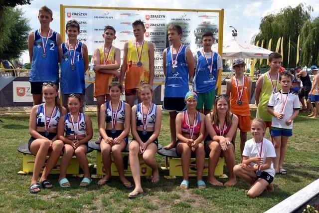 W turnieju rywalizowali sportowcy z różnych zakątków Wielkopolski, woj. lubuskiego i Zbąszynia.