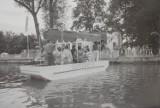 """Prom """"Batory II"""" pływał kiedyś po Prośnie w parku miejskim w Kaliszu. ZDJĘCIA"""