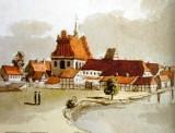 Zobacz 10 niezwykłych widoków dawnej Bydgoszczy pędzlem i piórkiem malowanych [zdjęcia]