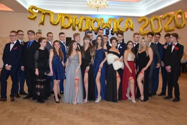 Studniówka Liceum Ogólnokształcącego im. K. K. Baczyńskiego w Nowej Soli, 18 stycznia 2020 r.