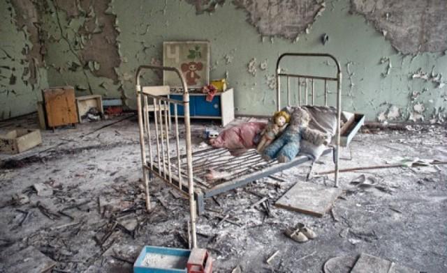 Jak wyglądają dziś okolice elektrowni atomowej w Czarnobylu, ...