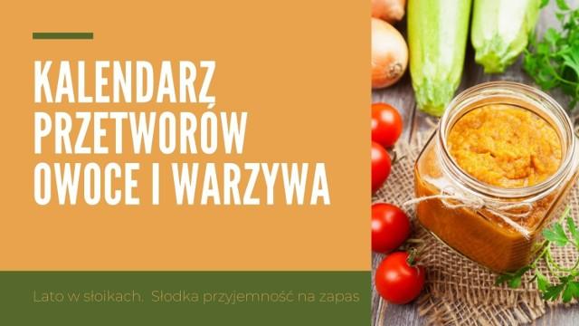 Nie od dziś wiadomo, że najlepsze przetwory to takie, które są przygotowane ze świeżych, pełnych wartości odżywczych owoców. Sprawdź kalendarz sezonowych warzyw.   Zobacz w galerii ------>