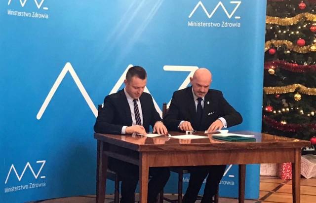 W PWSZ w Pile powstanie Centrum Symulacji Medycznych. Umowa podpisana