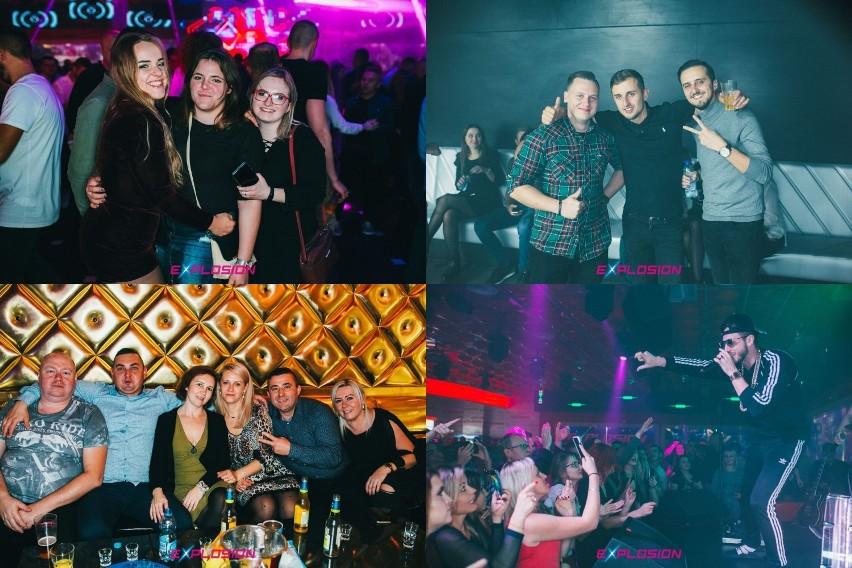 2 listopada w radomskim klubie Explosion. Zagrał zespół Łobuzy - zobacz zdjęcia!