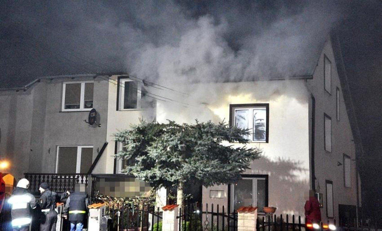 Zaprószenie Ognia W Mieszkaniu W Szubinie Zdjęcia Naszemiastopl