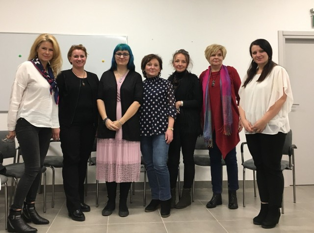 Członkinie Kieleckiej Rady Kobiet w listopadzie 2019 roku