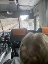 """Pasażer o kierowcy PKS Bydgoszcz: """"Rozmawiał przez telefon i wyprzedzał na podwójnej ciągłej"""""""