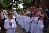 Pruszcz Gdański: I Komunia Święta w kościele Podwyższenia Krzyża Świętego [ZDJĘCIA]