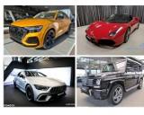 Zobacz nadroższe auta wystawione na sprzedaż na Dolnym Śląsku (CENY, ZDJĘCIA)