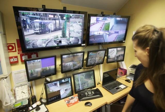 Katowicki Inteligentny System Monitoringu ma objąć m.in. monitoring tunelu i DTŚ. Na zdjęciu Centrum Utrzymania katowickiego tunelu