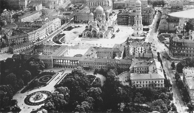 Zdjęcie z 1919 roku.