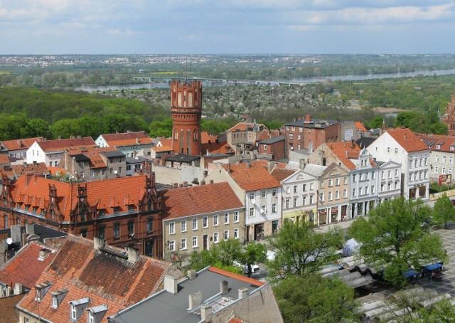 Chełmno - 11,6 tys. mieszkańców