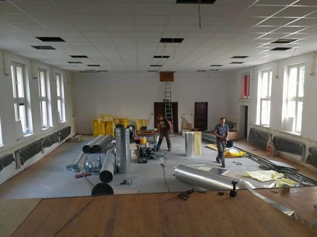 W ub. roku wyremontowano CKiS w Jabłonowie (również dzięki dofinansowaniu z RPO)