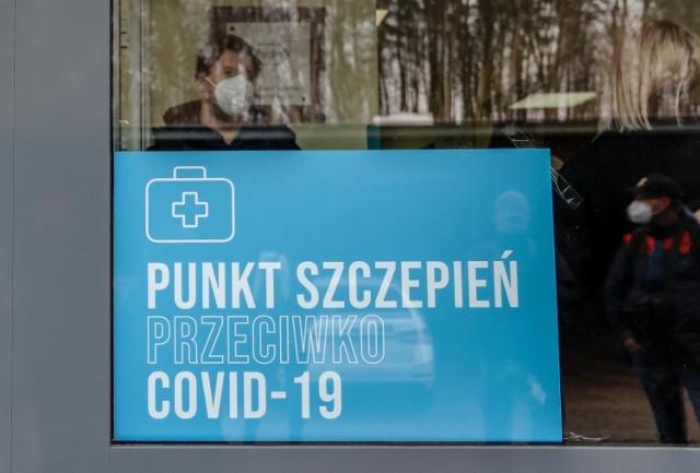 W Małopolsce z mapy punków szczepień zniknęło 13 placówek