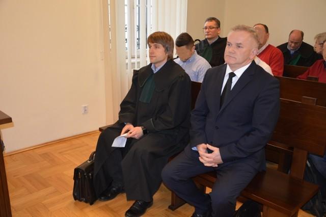 Jeśli sąd przyzna Wojciechowi Krzyżakowi zadośćuczynienie, to przedsiębiorca przeznaczy jest na cele charytatywne