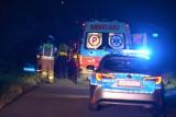 Tragiczny wypadek w Zadąbrowiu koło Przemyśla. Na leżącego na drodze mężczyznę najechał 18-letni kierujący audi [ZDJĘCIA]
