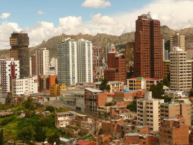 Wyjątkowe La Paz.