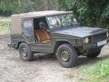 Ustka odwiedzona przez pasjonatów. Jeszcze jeden Zlot Starych Pojazdów Wojskowych odbył się w Bunkrach Bluchera