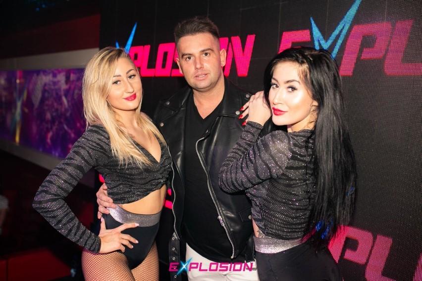 Extazy w radomskim klubie Explosion. Zobacz zdjęcia z imprezy!