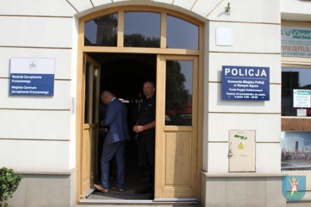 Sklep z policją będzie czynny od poniedziałku do piątku w godzinach od 8 do 20